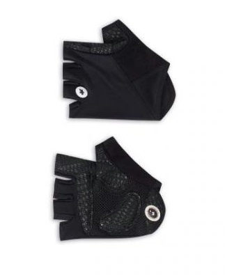 Assos summerGloves_s7 fietshandschoenen zwart unisex
