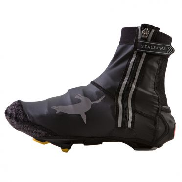 Sealskinz Lightweight open sole halo overschoen zwart