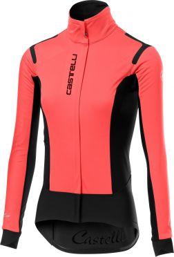 Castelli Alpha RoS W jacket roze dames
