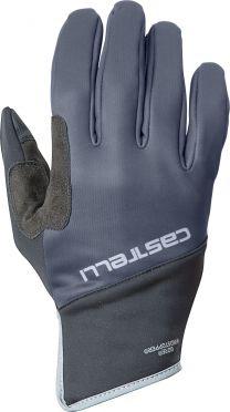 Castelli Scalda Pro glove fietshandschoenen zwart/blauw heren