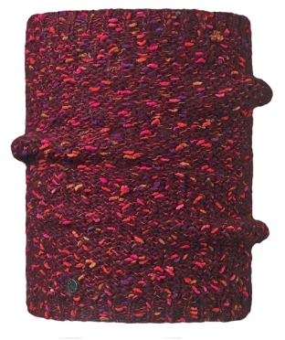 BUFF Collar buff oben red beaujolais