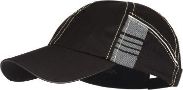 Craft Focus cap hardloop pet zwart/wit