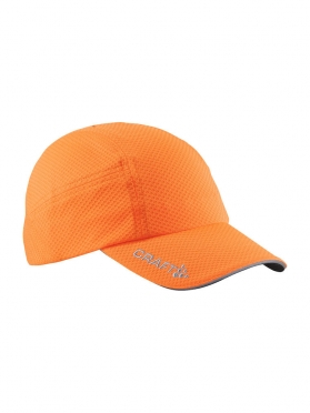 Craft Running cap hardloop pet oranje