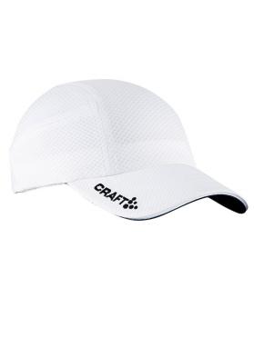 Craft Running cap hardloop pet wit