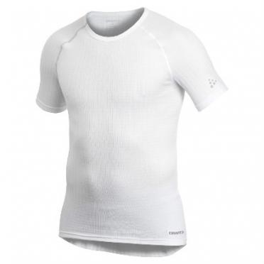 Craft Active Extreme Roundneck Short Sleeve ondershirt heren wit 1900732