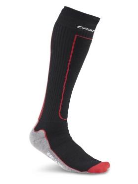 Craft Warm alpine sokken zwart