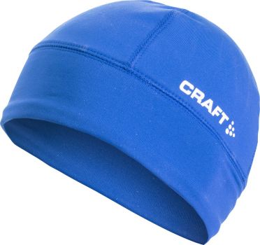 Craft Light thermal hardloopmuts blauw