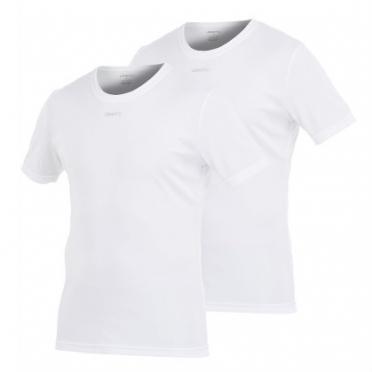 Craft Stay Cool Multi 2-pack Ondershirt Korte Mouwen Wit Heren