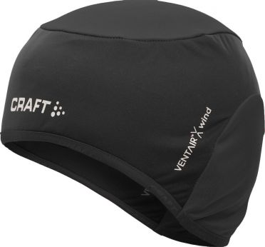 Craft Bike tech helmmuts zwart