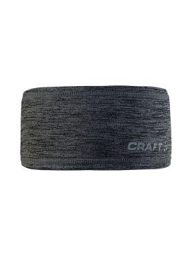 Craft Thermal hoofdband grijs