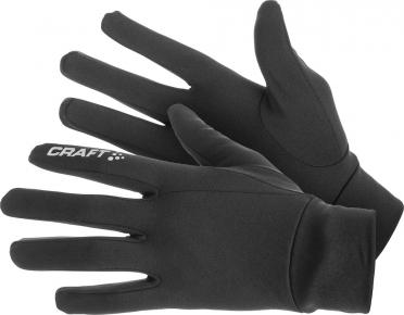 Craft Thermal hardloophandschoenen zwart