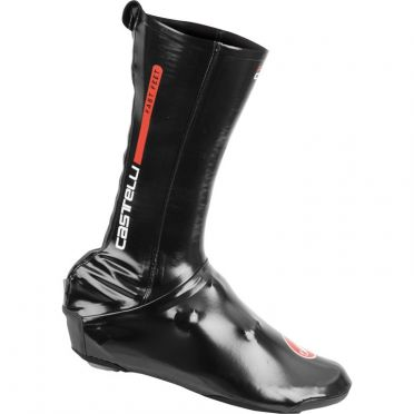 Castelli Fast Feet Road Shoecover zwart mannen