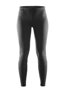 Craft Mind winter tight Hardloopbroek zwart dames