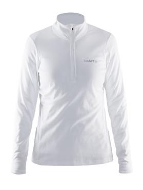 Craft Swift Half Zip Pullover dames wit