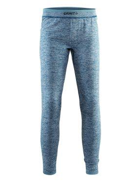 Craft Active Comfort lange onderbroek blauw/teal kind/junior