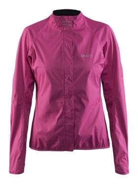 Craft Velo rain jacket roze/smoothie dames