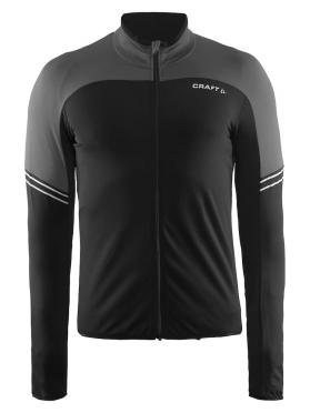 Craft Velo thermal fietsshirt lange mouw zwart heren