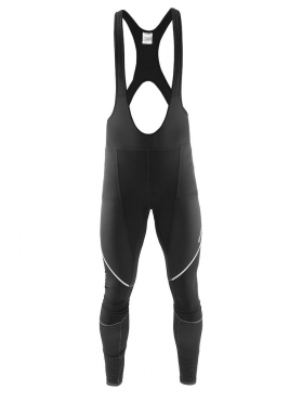 Craft Classic thermal bibtight fietsbroek zwart heren