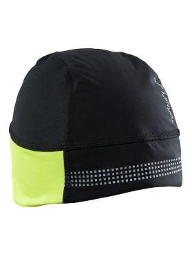 Craft shelter helmmuts zwart/flumino unisex