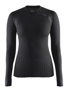 Craft Active extreme 2.0 CN lange mouw ondershirt zwart dames