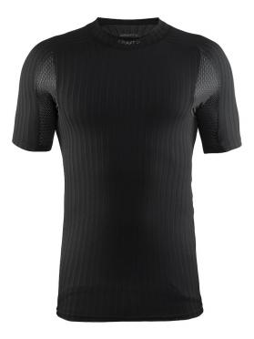 Craft Active extreme 2.0 CN korte mouw ondershirt zwart heren