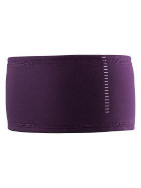 Craft Livigno hoofdband paars