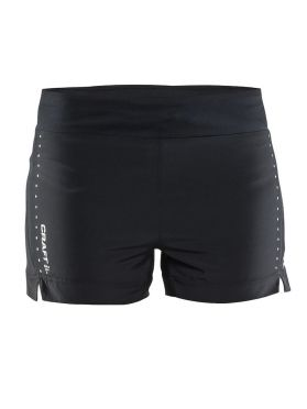 "Craft Essentials 5"" hardloop short zwart dames"