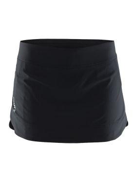 Craft Pep skirt sportrok zwart dames