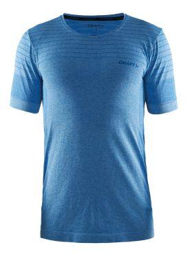 Craft cool comfort korte mouw ondershirt blauw heren