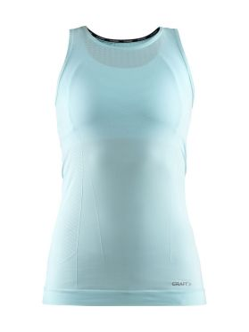 Craft Cool Intensity Singlet blauw/heal dames