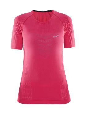 Craft cool intensity korte mouw ondershirt roze/push dames