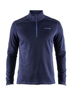 Craft Sweep halfzip Skipully blauw/imperial heren