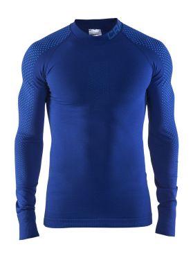 Craft warm intensity CN lange mouw ondershirt blauw heren