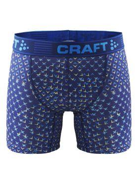Craft greatness boxer 6-inch blauw/thunder heren
