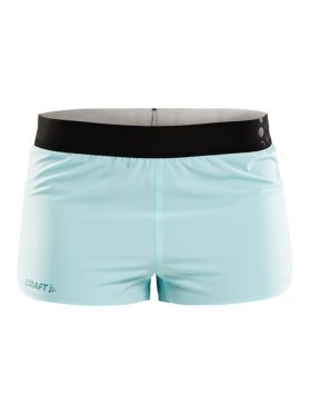 Craft Shade racing hardloop short blauw dames