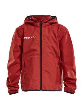 Craft Rain trainings jas rood junior
