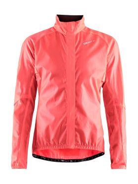 Craft Mist wind fietsjacket roze dames