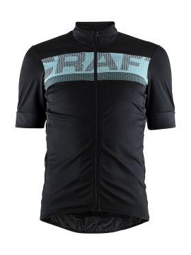 Craft Reel fietsshirt zwart/blauw heren