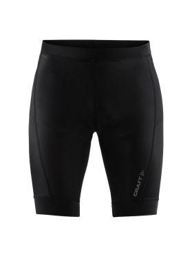 Craft Rise shorts spinning broek kort zwart dames