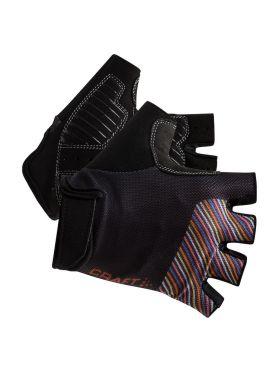 Craft Go fietshandschoenen zwart/pump unisex