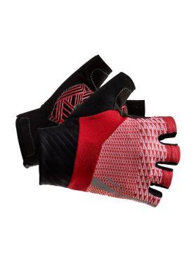 Craft Roleur fietshandschoenen rood unisex