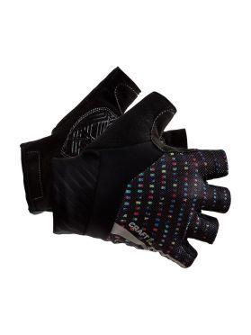 Craft Roleur fietshandschoenen zwart/multi unisex