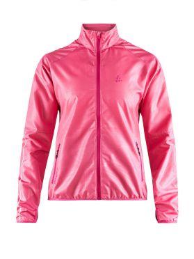 Craft Eaze hardloopjack roze dames