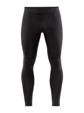 Craft Urban run tight hardloopbroek zwart heren