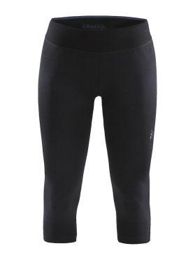 Craft Fusekint Comfort knicker 3/4 onderbroek zwart dames