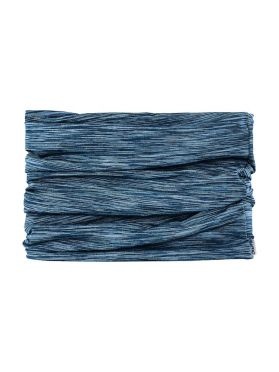 Craft Melange nek warmer blauw