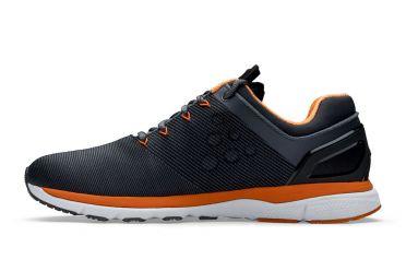 Craft V175 Fuseknit hardloopschoenen zwart/oranje heren