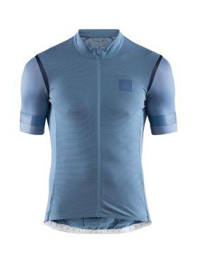 Craft Hale Glow fietsshirt blauw heren