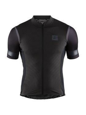 Craft Hale Glow fietsshirt zwart heren