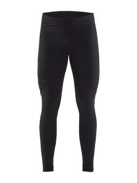 Craft Essential warm tight hardloopbroek zwart heren